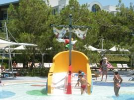 Mini Pirate Slide