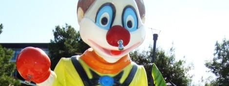 Clown Shower