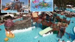 Custom designed Aquatowers