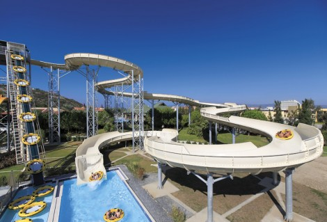 Family Rafting Slide