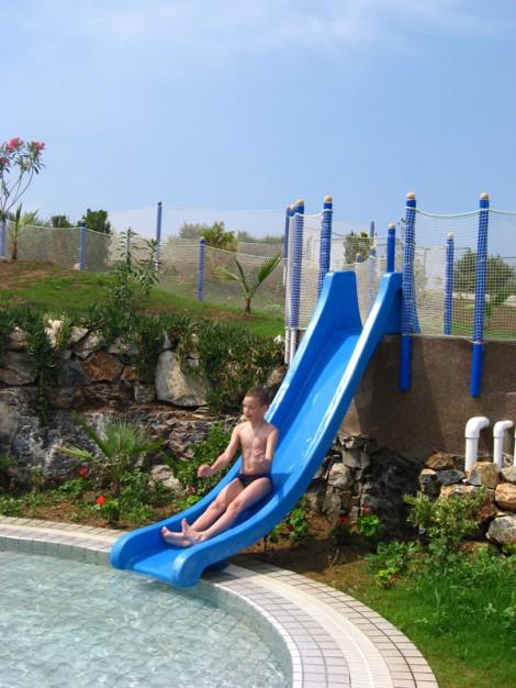 Jump Slide