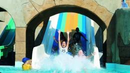 Kids' Wide Slide