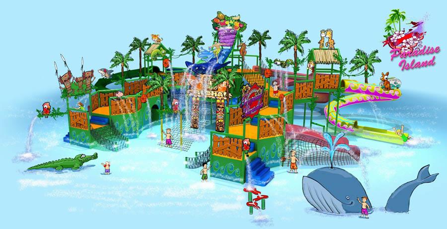 Paradise Island Serie