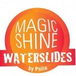 magic shine waterslides