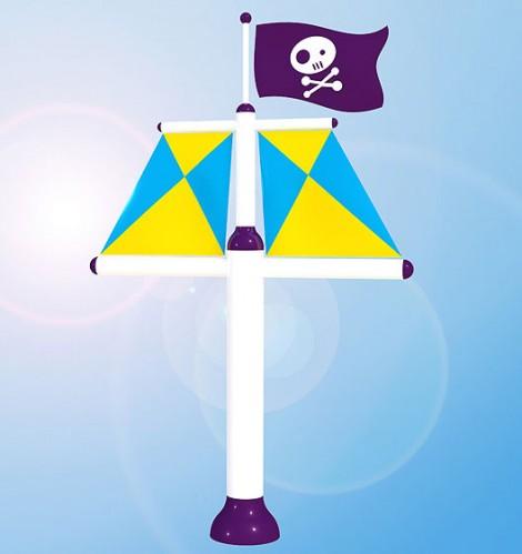 Aquamast – pirate